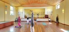 Striking a Yoga Pose